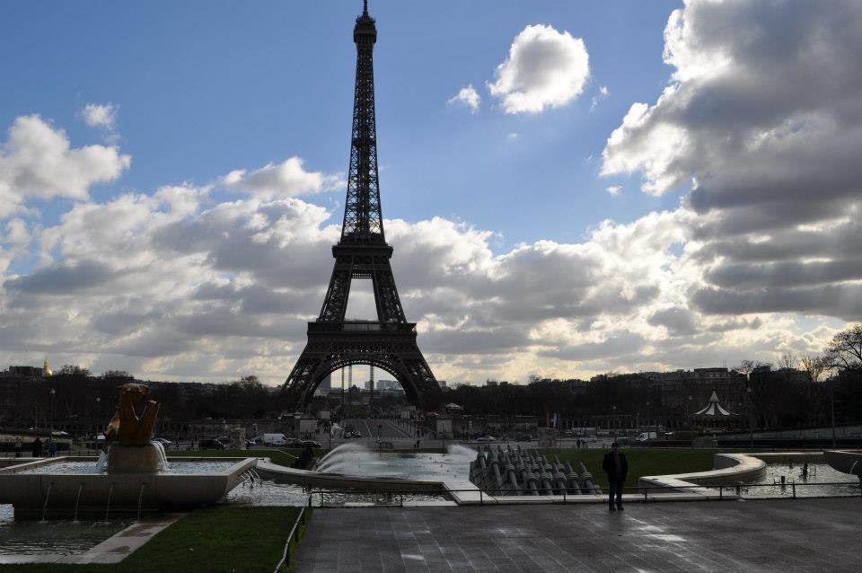 Hoinari prin Paris