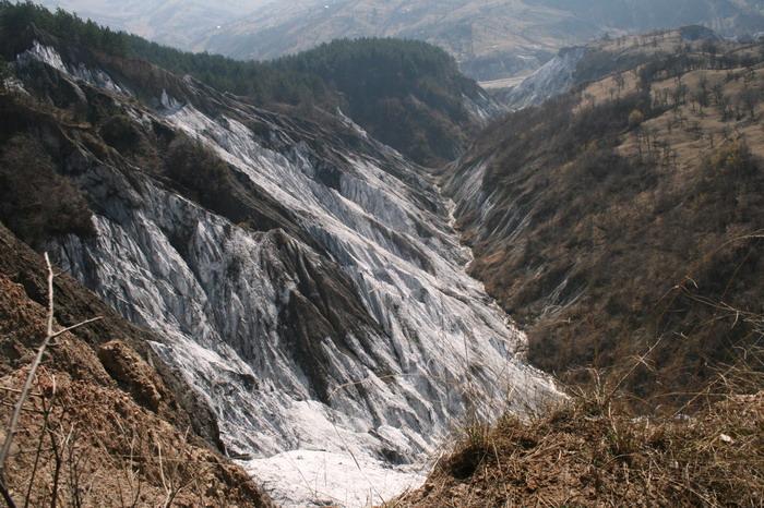 Munții Buzăului: sare și dezolare în Masivul Ivănețu