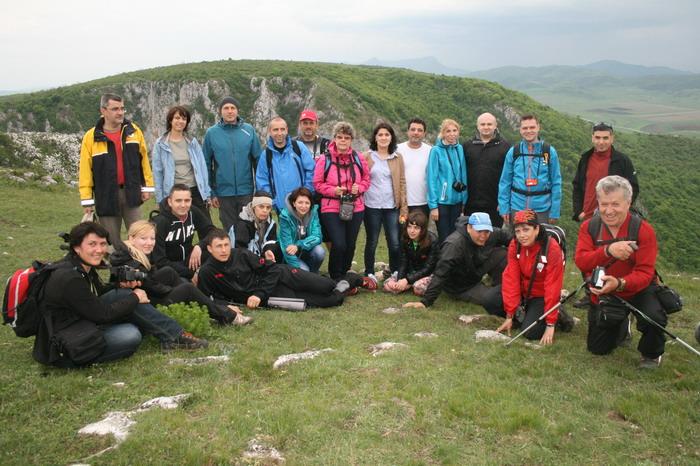 Munții Trascău: Cheile Turzii, Cheile Vălișoarei, Piatra Secuiului