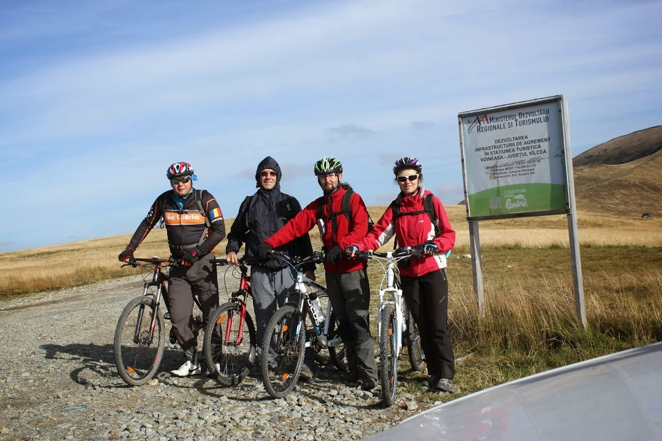 Cu bicicleta prin munți (3) – Drumul Strategic