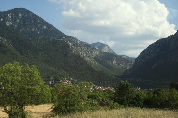 Aventura greacă (3): Delphi şi Acropole